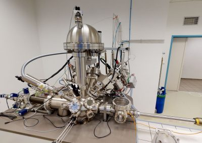 Centrum materiálů a nanotechnologií, FCHT UPCE
