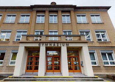 Gymnázium Brno, Vídeňská