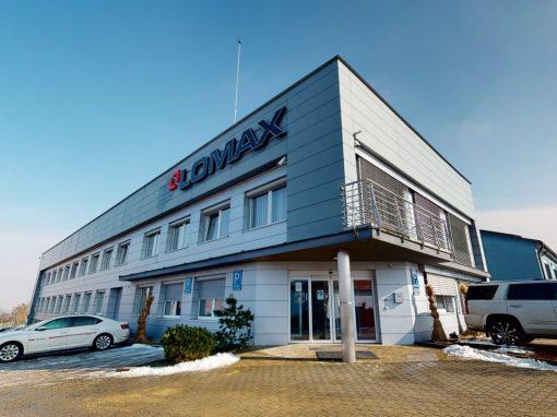 LOMAX & Co s.r.o., centrála – Bořetice