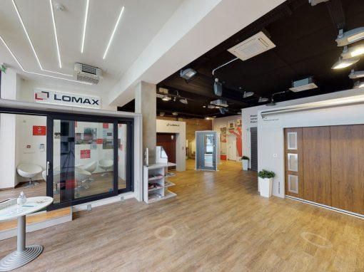 LOMAX Showroom, Brno