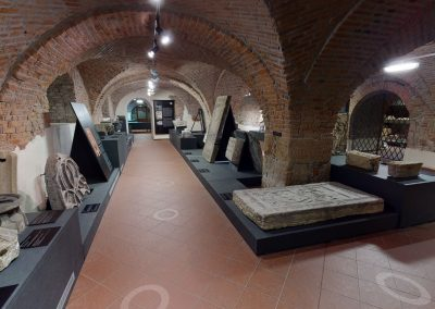 Vlastivědné muzeum Olomouc Lapidarium
