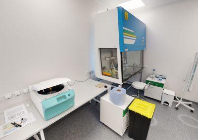 Fakulta zdravotnických studií TUL – laboratoře