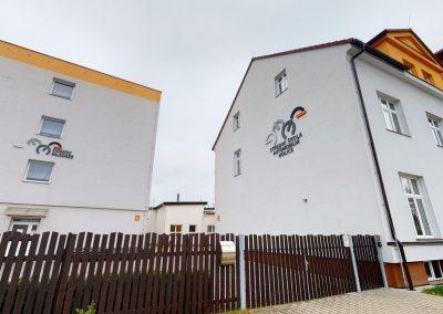 SŠA Holice – hlavní budova