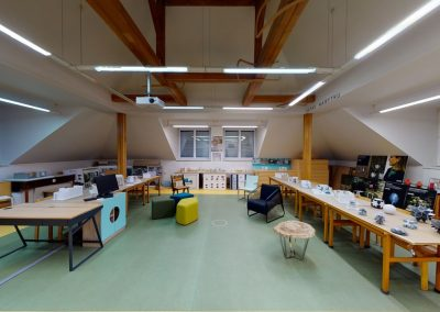 LDF MENDELU – budova T, atelier