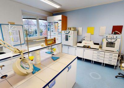 LDF MENDELU – budova T, laboratoř, 3D tisk