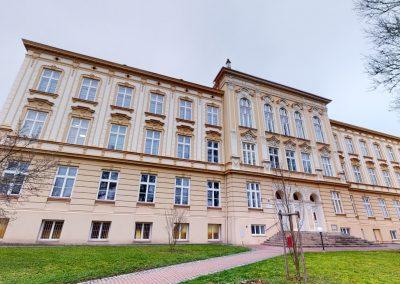 Gymnázium a Obchodní akademie Bučovice