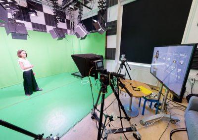 MUNI FSS – Radio R, MUNI TV, Studex.tv a střižna