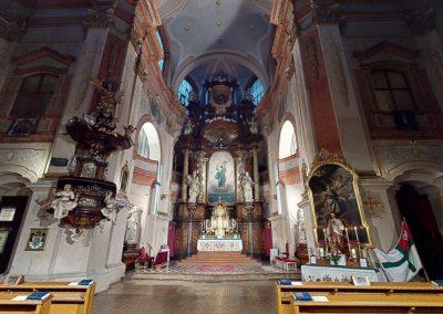 Kostel Panny Marie Matky ustavičné pomoci a sv. Kajetána