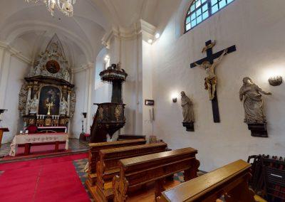 Kostel Sv. Ludmily, Tetín