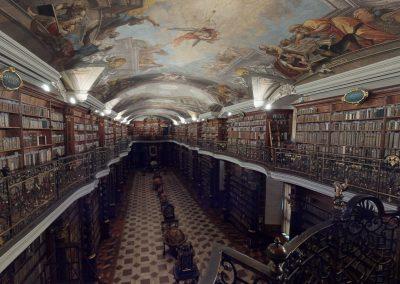 Klementinum – Barokní sál