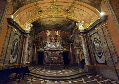 Klementinum – Zrcadlová kaple