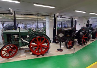Národní zemědělské muzeum Praha – Výstava jede traktor