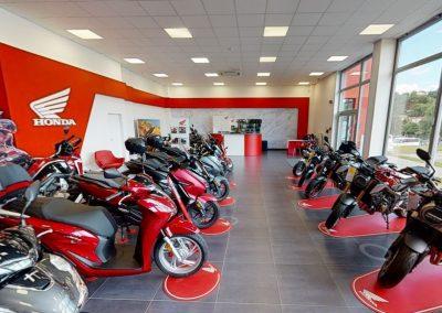 Honda Velsbike