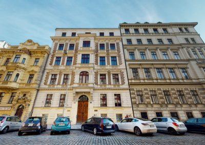 FSV UK – budova Opletalova