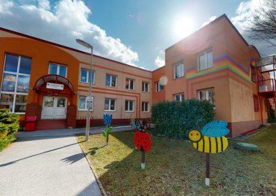 Mateřská škola Záhorského, Praha 5