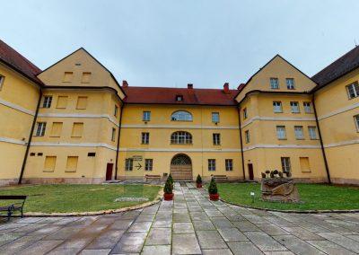 Památník Terezín – Magdeburská kasárna