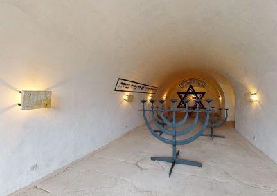 Památník Terezín – Kolumbárium a márnice