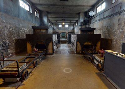 Památník Terezín – Krematorium