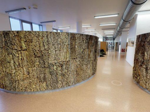 Knihovna Přírodovědecké fakulty UPOL Envelopa