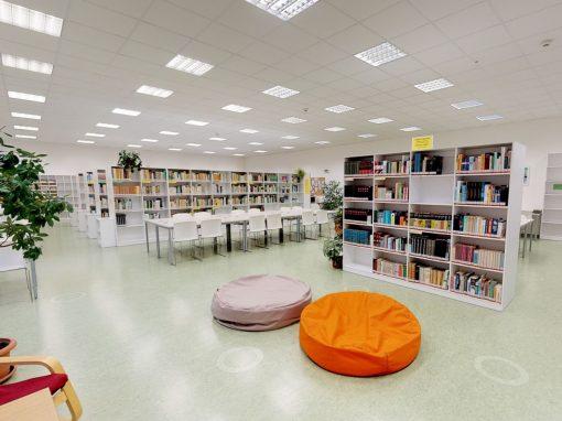 Knihovna biologických oborů, PřF UPOL