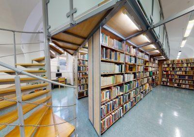 Knihovna Univerzity Palackého – Knihovna CMTF