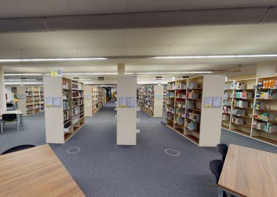 Knihovna ZČU Bory