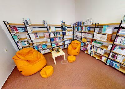 Knihovna zdravotnických studií – Univerzitní knihovna