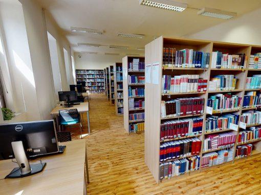 Univerzitní knihovna – Filozofická a právnická knihovna