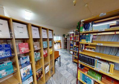 Ekonomická knihovna v Chebu – ZČU