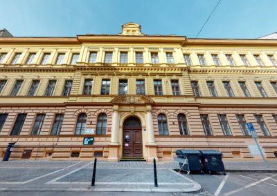 Základní škola Kořenského, Praha 5