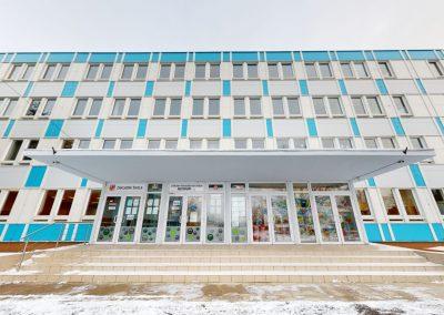 Základní škola Hornoměcholupská – škola třetího tisíciletí