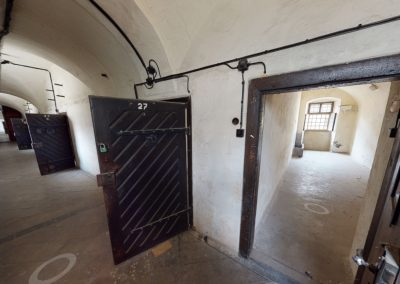 Krajská Věznice, Brno