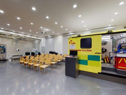 Simulační centrum Kollárova ZČU FZS
