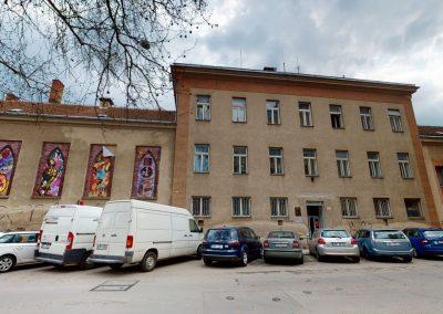 Věznice – administrativní budova, Brno