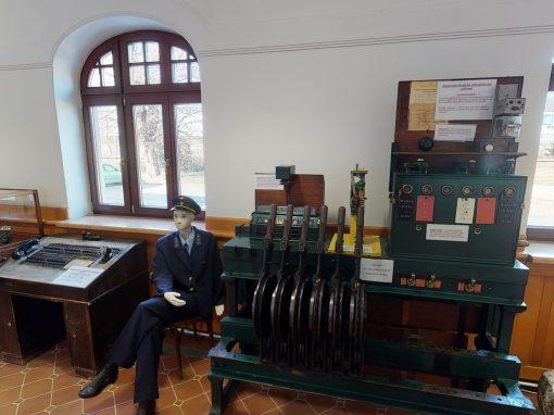 Železniční muzeum moravskoslezské, Ostrava