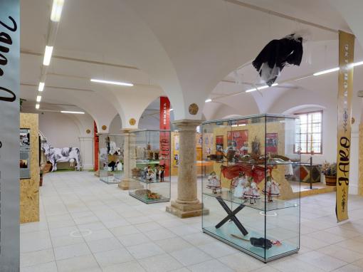 Muzeum Jindřichohradecka, Štítného
