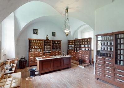 Muzeum Polná – Lékárna