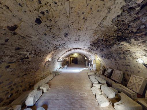 Muzeum Polná – Sklepení