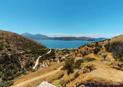 Ostrov Milos, Řecko