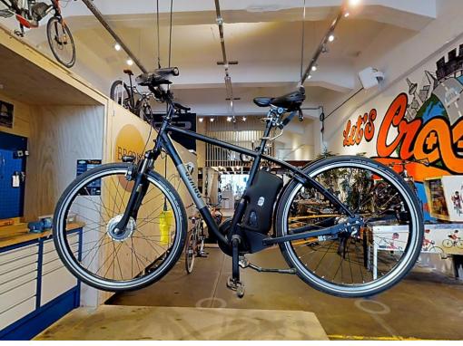 Crooze bike shop